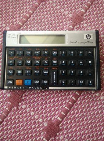 Calculadora Financeira HP12C Platinum Versão Especial 25 Anos