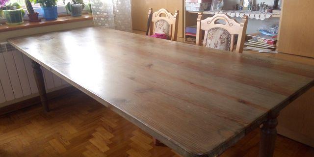 Stół drewniany 240/92