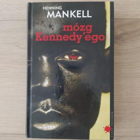 Mózg Kennedy'ego  Henning Mankell