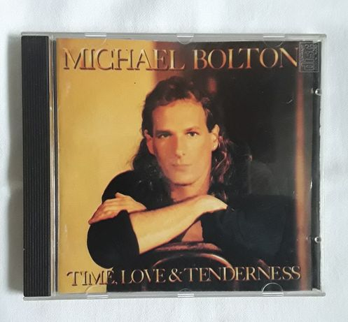 CD Michael Bolton: Time, Love & Tenderness