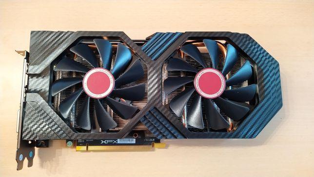 Karta Graficzna Radeon RX 580 8GB XFX OC+