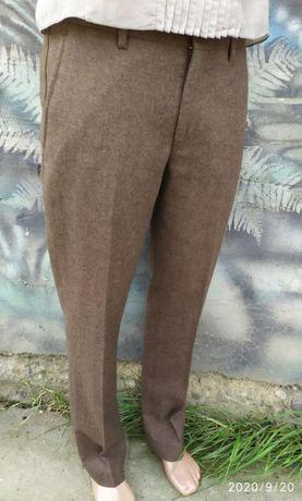 Шерстяные брюки Topman