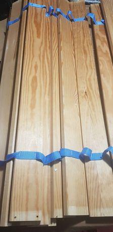 Solidny stelaż drewniany 90x180 do łóżka łóżeczka, 190, 200