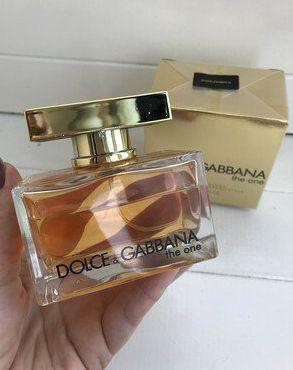 Туалетная вода The One Dolce&Gabbana 75 мл Дольче Габбана