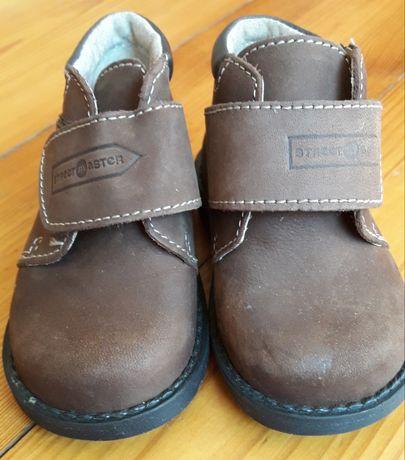 Sole Tech buty buciki 19 nowe skórzane