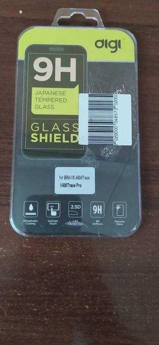 Защитное стекло Bravis x500 trace pro и bravis a504trace Сумы - изображение 1
