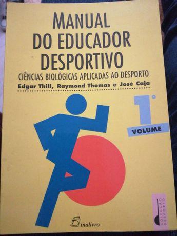 Manual do Educador Desportivo - 1.ºVolume