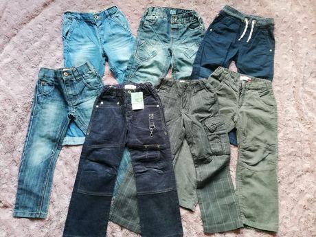 Spodnie NEXT, H&M i inne 104