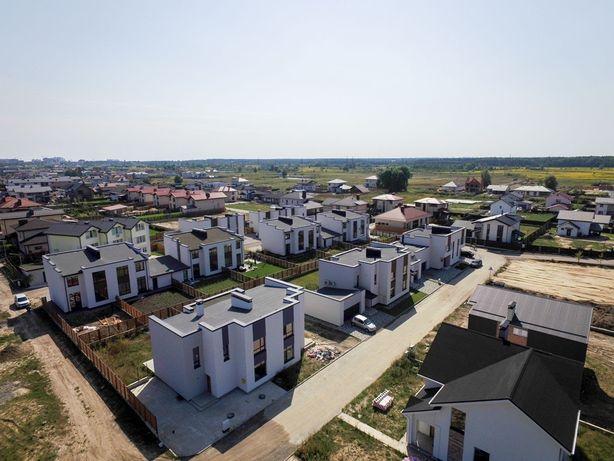 Построенный дуплекс. Новые Петровцы, Вышгород, КГ Балатон, Balaton