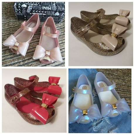 Mini melissa новые туфли босоножки сандали оригинал