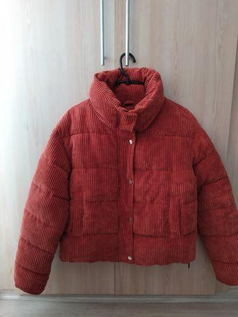 Куртка вельветовая Primark Испания, 36 европейский размер