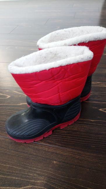 Buty śniegowce 26-27