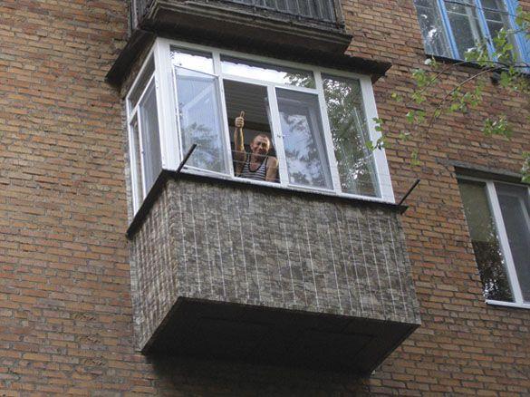 Комплексный ремонт балконов. Балкон под ключ