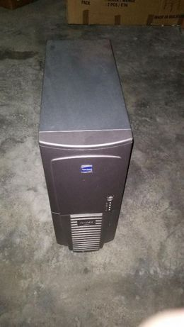 Caixa ATX PC Full Tower - Antec PlusView 1000 +Fonte 460W+ Ventoinhas