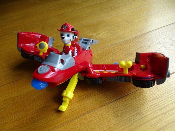 Marshall wóz strażacki transformacja