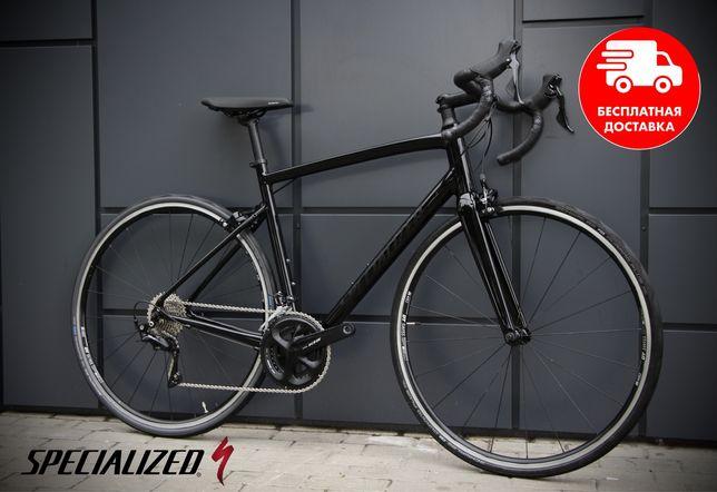 Шоссейный велосипед Specialized Allez cube trek scott bianchi canyon