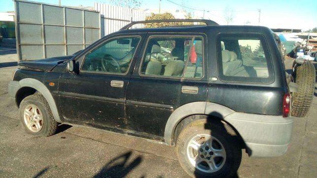Land Rover Freelander para peças