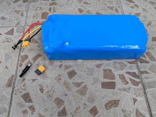 Аккумулятор 36v-48v 10Ач BMS 15А (ТОП Акумулятори)