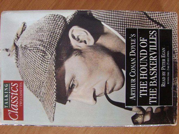 Pies Baskervillów - Arthur Conan Doyle - kasety magnetofonowe