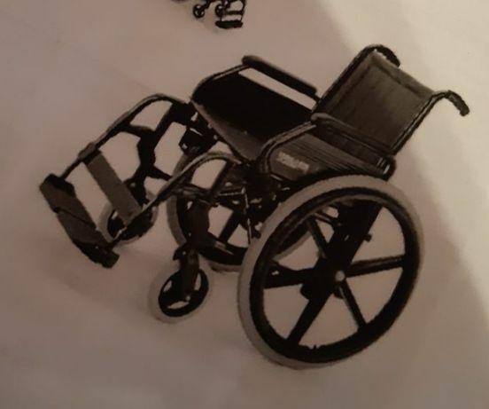 Wózek inwalidzki BREEZY 100 jak NOWY !!!