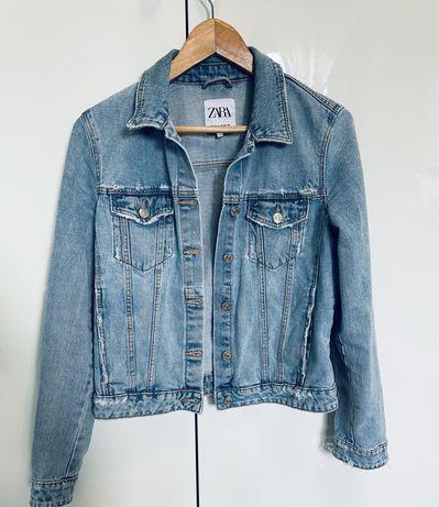 Kurtka katana jeans zara