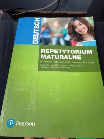 Repetytorium maturalne! Podręcznik język niemiecki! Poziom podstawowy