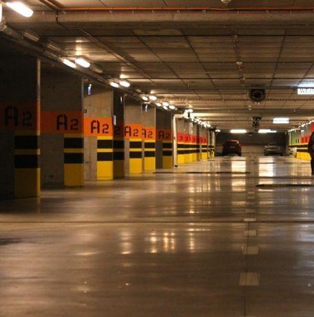 Miejsce parkingowe garaż Sfera Bielsko Centrum
