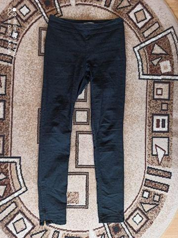 Czarne spodnie Bruuns Bazaar S