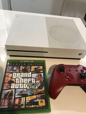 Xbox one s 500gb 2gry pad zamiana PS4