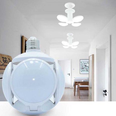 Светодиодная Складная Лампа, Светильник E27 Led