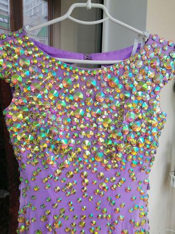 Платье вечернее брендовое Sherri Hill оригинал как Jovani La Perla