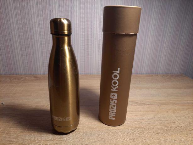Термос -пляшка Prozis Kool 550 мл Yellow
