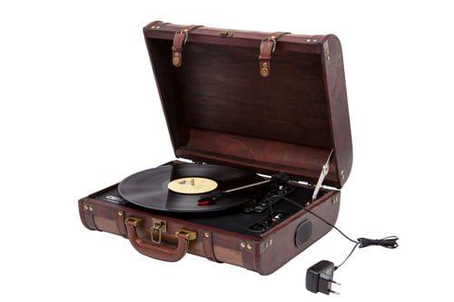"""Gramofon walizkowy """"CAMRY"""" CR 1149 (Nowy)"""