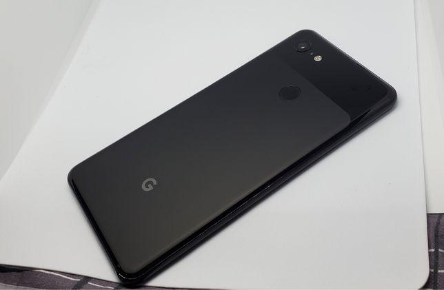 Google Pixel 3 XL 128/4GB RAM, czarny, stan bdb, bez simlocka, wysyłka