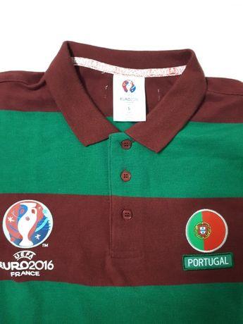"""Camisola """"S"""" UEFA Euro 2016 França"""