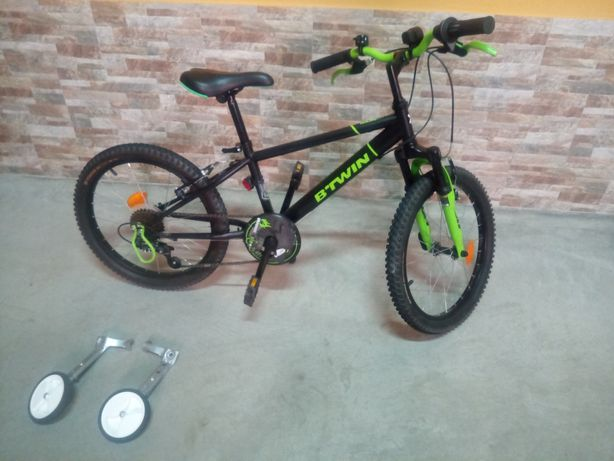 Bicicleta roda 20 Decathlon