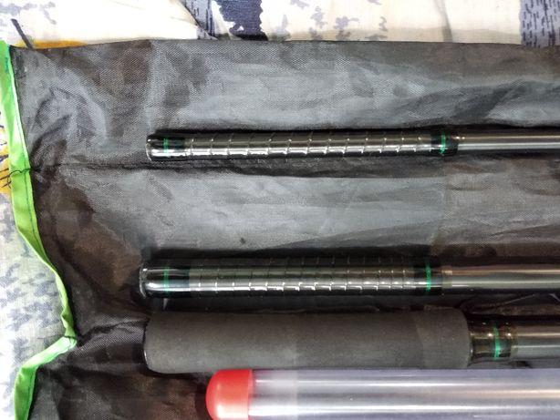 Фидер серфовый Blackpool Power Feeder 3.9м 160г заброс 120+