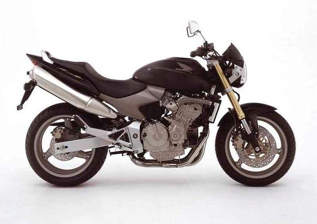 Conjunto Autocolantes originais Honda Hornet PC36 (2006 - preta)