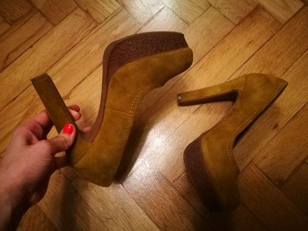 Туфли 35 размер осень-весна