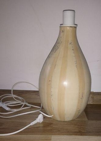 Lampa stojąca ceramika