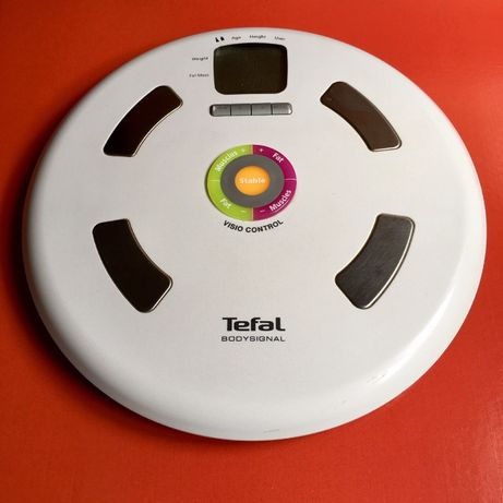 Balança digital Tefal Bodysignal fitness