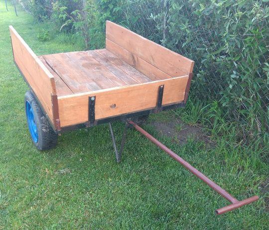 Przyczepka do ogrodu, quada, traktorka