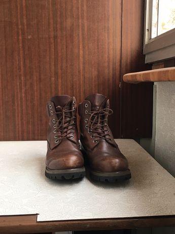 Ботинки Timberland (демисезон, осень, весна. Классика сапоги)