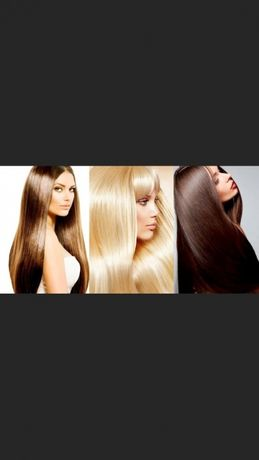 Ботокс.Кератирование . Реконструкция и восстановление волос!