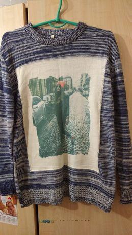 Женский свитер как новый