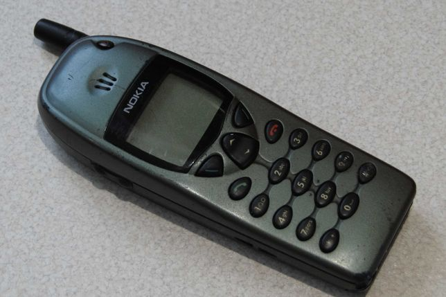 NOKIA 6110 Kameleon Stary telefon komórkowy cegła zabytek antyk vintag