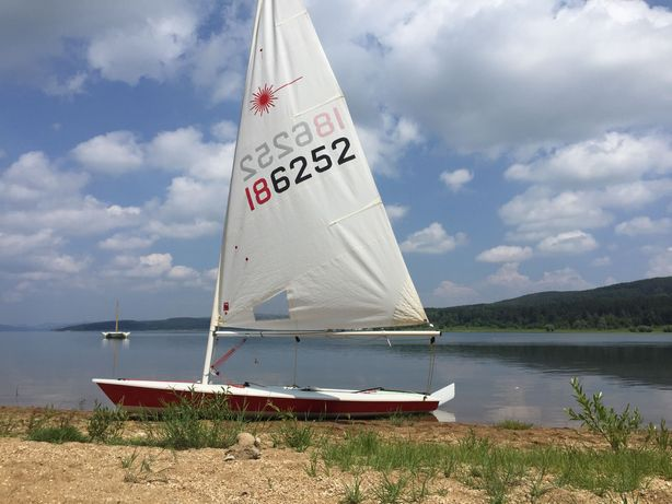 Barco a vela LASER Standard 3.8