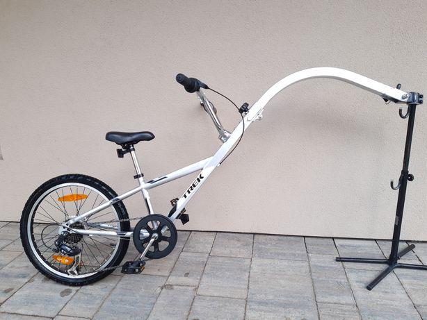 Trek MT206 hol rowerowy przyczepka doczepka