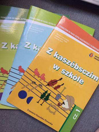 Książki do nauki języka kaszubskiego