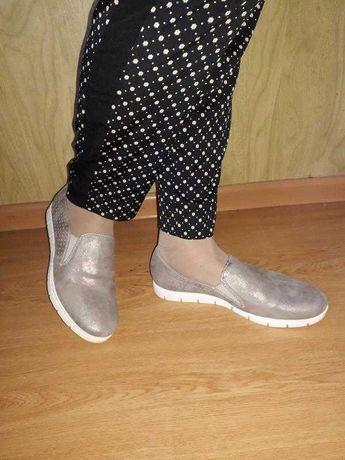 27 см/Rieker antistress оригинал!очень легкие туфельки